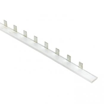 Шина соединительная типа PIN для 1-ф нагр. 100А (37x27мм) EKF PROxima