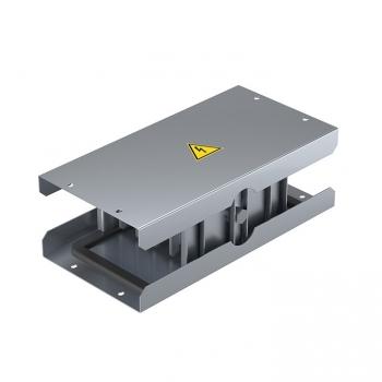 Соединительный блок 400 А IP55 3L+N+PE(КОРПУС)