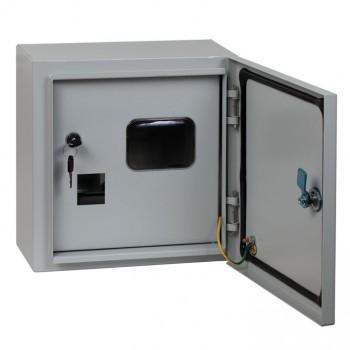 ЩУ-1/1-1 двухдверный (310х300х160) IP54 EKF Basic