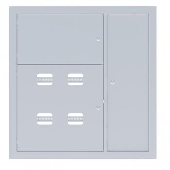Щит этажный 4 квартиры усиленный (1000х960х157) IP31 EKF Basic