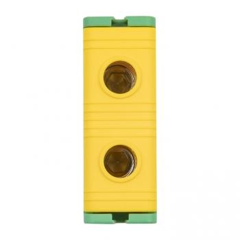 Клемма силовая вводная КСВ 16-50 желто-зеленая EKF PROxima