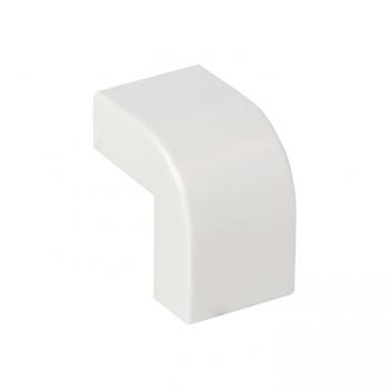 Угол внешний (20х10) (4 шт) Plast EKF PROxima Белый