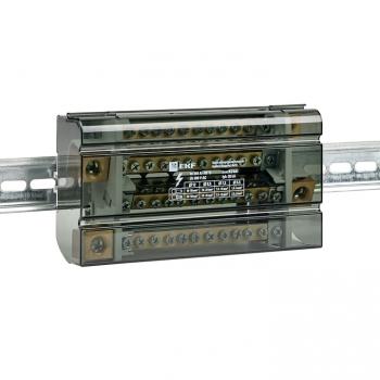 Блок распределительный (кросс-модуль) 160A (4x12) EKF PROxima
