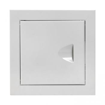Люк ревизионный металл 150х150 (ШхВ внутр.) EKF Basic