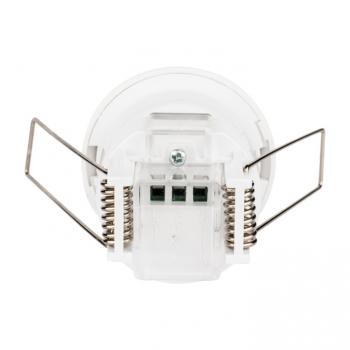 ИК датчик движения встраиваемый 800Вт 360гр. до 6м IP20 dd-ms-200 EKF