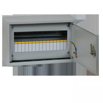 Щит распред. навесной ЩРН-15 (220х400х120) IP31 EKF PROxima