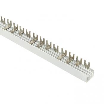 Шина соединительная типа FORK для 4-ф нагр. 100А 54 мод. EKF PROxima