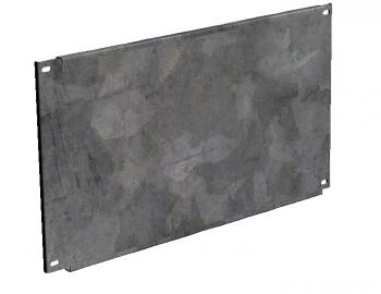 Панель монтажная (160x510) к ВРУ Unit и ЩО-70  (Вх600хГ) EKF PROxima