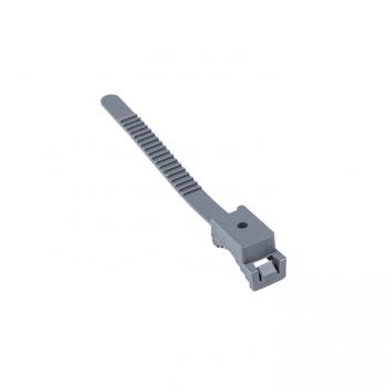 Крепеж ремешковый d=22 мм серый (100 шт.) EKF PROxima