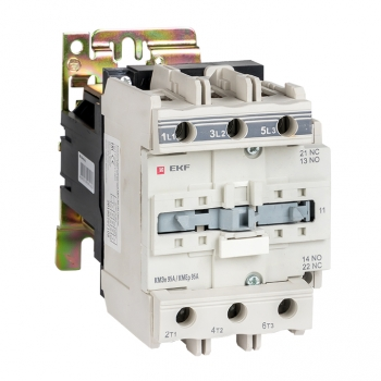 Контактор КМЭп малогабаритный 95А 24В DC 1NO 1NC EKF PROxima