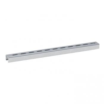 Профиль С-образный 1000мм (1,5мм) INOX EKF