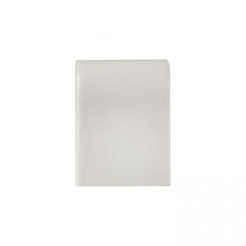 Заглушка  (15х10) (4 шт) Plast EKF PROxima Белый