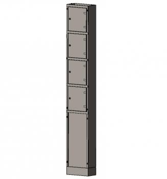 Короб КСС (1890х300х150) EKF Basic