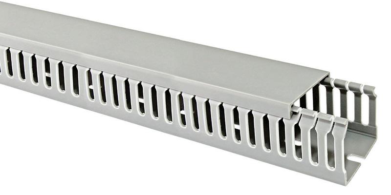 Перфорированные кабель-каналы EKF – провода на своем месте