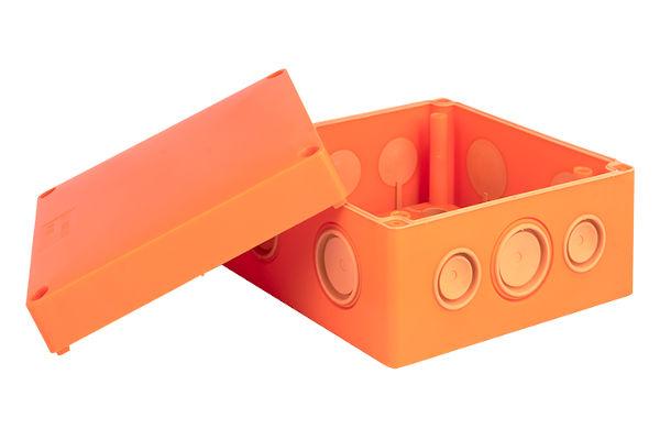 Огнестойкие коробки EKF – надежность огнестойких кабельных трасс