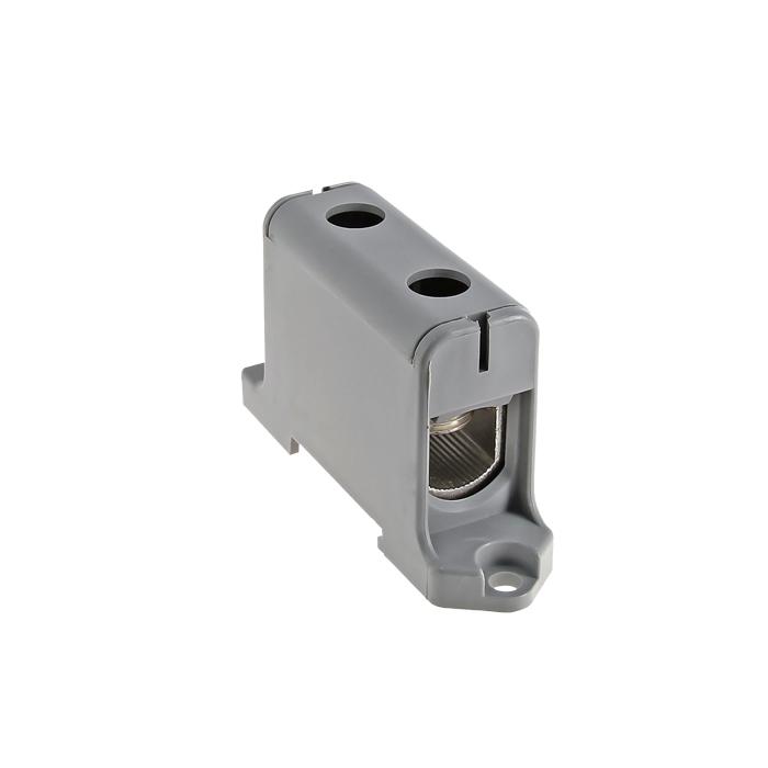 Клемма силовая вводная КСВ 16-95кв.мм cер. EKF plc-kvs-16-95-gray купить в интернет-магазине RS24