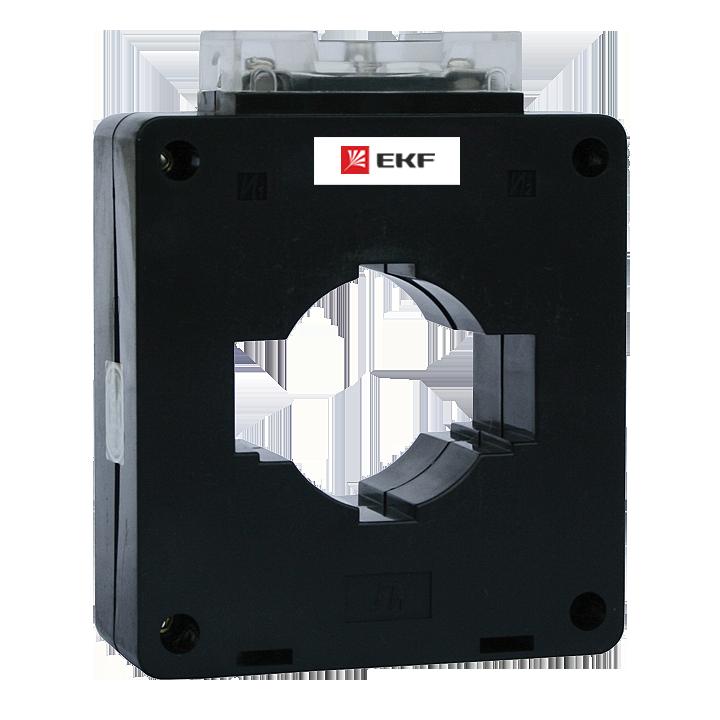 Трансформатор тока ТТЭ 60 600/5А кл. точн. 0.5S 5В.А EKF tc-60-600-0.5S купить в интернет-магазине RS24