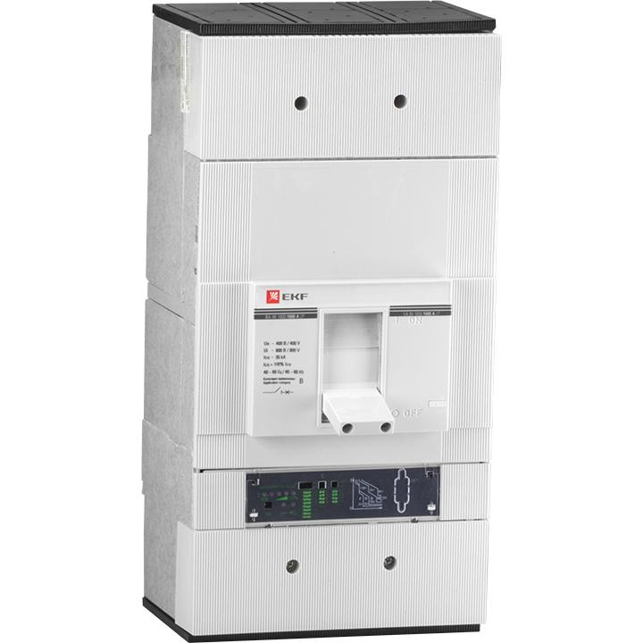 Выключатель авт. 3п ВА-99 1600/1000А EKF mccb99-1600-1000 купить в интернет-магазине RS24