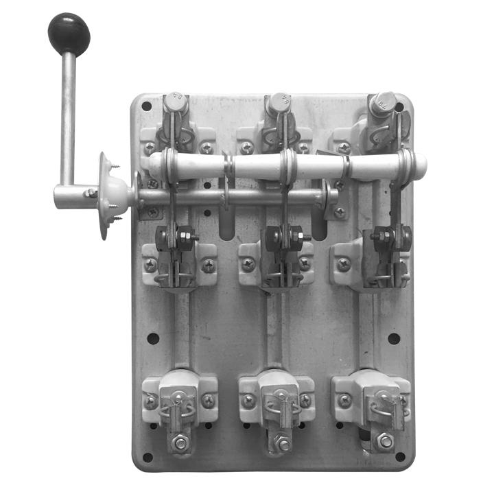 Разъединитель РПБ-4 400А левый привод без ППН PROxima EKF rpb-400l купить в интернет-магазине RS24