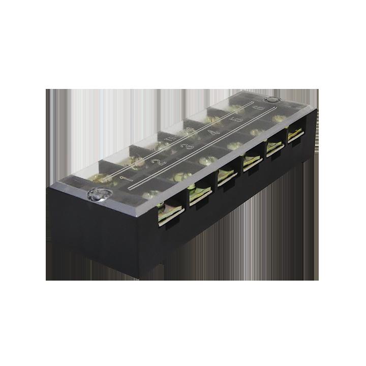 Терминал клеммный TB-1512 до 1.5кв.мм 15А 12 клеммных пар EKF tb-1512 купить в интернет-магазине RS24