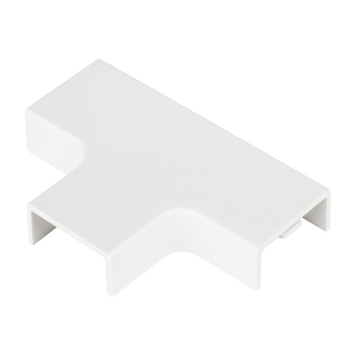 Угол T-образный 60х40 бел. Plast PROxima (уп.4шт) EKF tchw-60-40x4 купить в интернет-магазине RS24