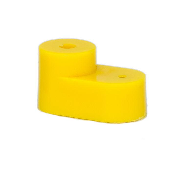 Изолятор-стойка угловой жел. PROxima EKF ak-1-1-y