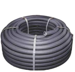 Труба гофрированная FPHF d63мм с зондом черн. (уп.15м) Plast PROxima EKF FRHF-63 купить в интернет-магазине RS24