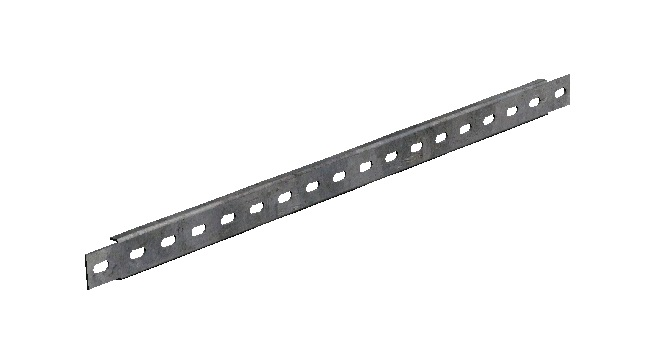 Планка 30х745мм (ЩРНМ-8L; ЩРНМ-9L) оцинк. PROxima EKF po-30x745 купить в интернет-магазине RS24